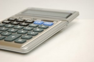港区の税理士の電卓