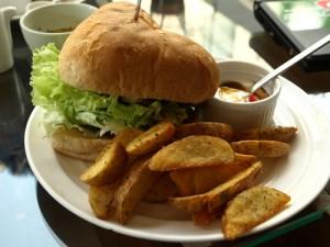 ハンバーガーが好きな東京都港区の税理士