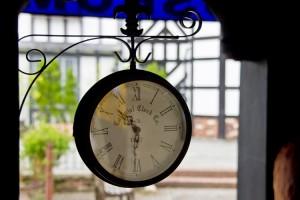 税理士の時計
