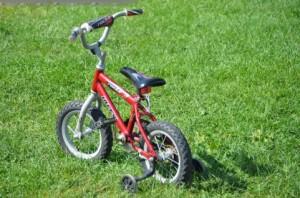 税理士の通勤自転車