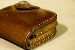 税理士の財布